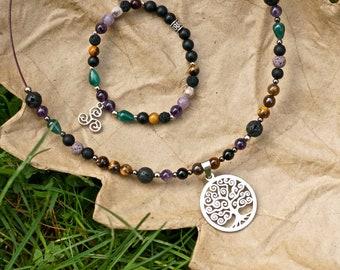 Tree of Life Jewelry Set!
