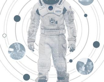 Interstellar Film Poster