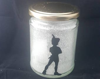 Fairy Luminaries  Peter Pan Oh the cleverness of me Peter