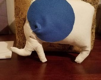 Stuffed Elephant Plush Toy