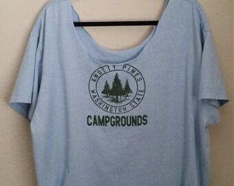 90s Vintage Camp Tee