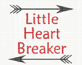 Little Heart Breaker Embroidery Design, Little Heart Breaker embroidery, Little Heart Breaker stitch, embroidery, Little Heart Breaker, baby
