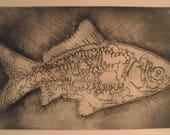 Dreamfish - Etching...