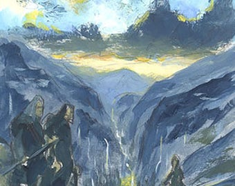 Rivendell - study #6