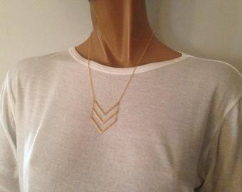 Halskette Silber Ende und Trend 3 V