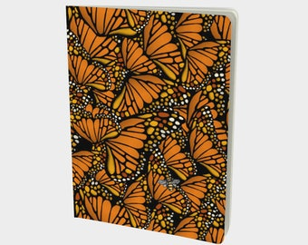 "Notebook - Monarch 7.25"" x 10"""