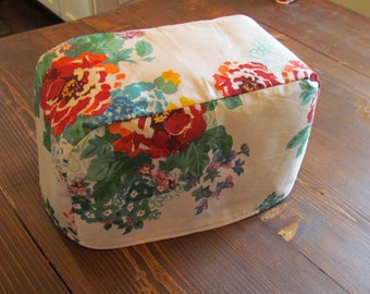 Pioneer Woman Country Garden Plastic Grocery Bag Holder