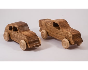 Wooden toy car set, Handmade Eco Toy, Wooden Car, Wood toy car, Toy for boy, Kid's toys, Wooden push car