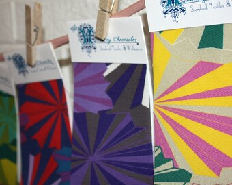 Fabric Swatches in Cotton & Linen by The Whimsey Chronicles