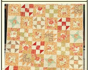 PDF Quilt Pattern Backwoods Quilt