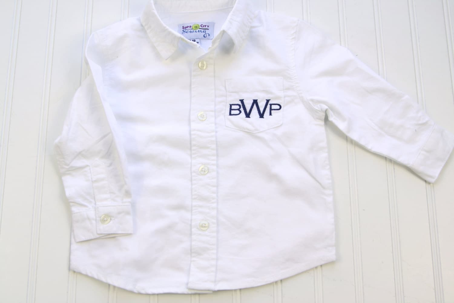 Monogrammed Dress Shirt For Boys Baby Oxford Shirt Baby