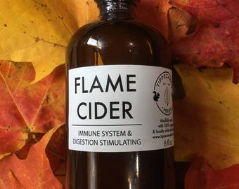 Flame Cider Fire Tonic and Cider