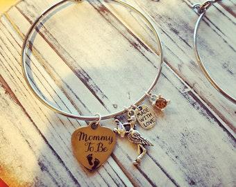 Mommy to Be bracelet!