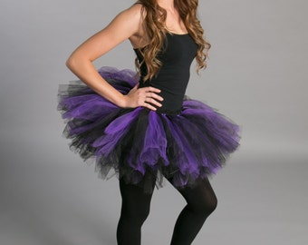 Halloween Tutu - Race Tutu - Adult Tutu - Bachelorette tutu - Color Run Tutu - Running Tutu - 5K Tutu - White Tutu - Fun Run Tutu- Costume