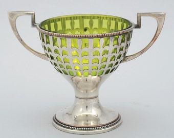 a wmf  Sugar Bowl | c. 1910 - marked