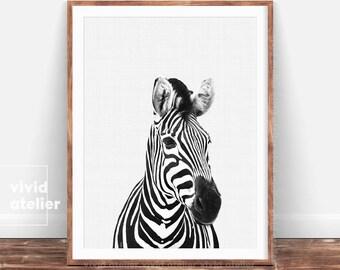 Nursery Prints, Zebra Print, Safari Nursery Decor, Nursery Wall Art, Nursery Art, Poster, Downloadable Prints, Prints Wall Art, Photography