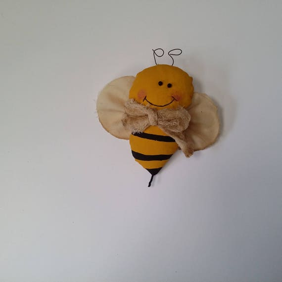 Bowl Fillers Bee Decor Decorations Primitive Tucks Ornament