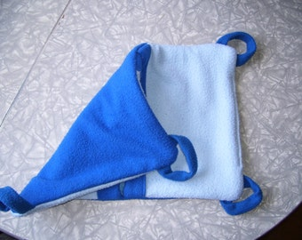 Ferret Pocket Hammock, Rat Bed, Small Animal Play Sack, Pocket Hammock, Play Sack, Sleeping Bag,