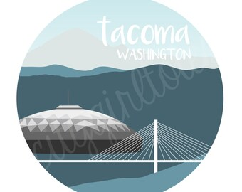 Tacoma City Tote