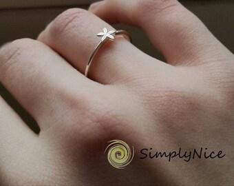 Star Blossom Ring /s.