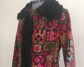 1930 Carpet coat
