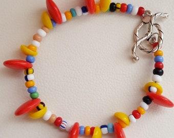 Mulit Color Funk Bracelet