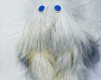 Guardian Monster Doll - White