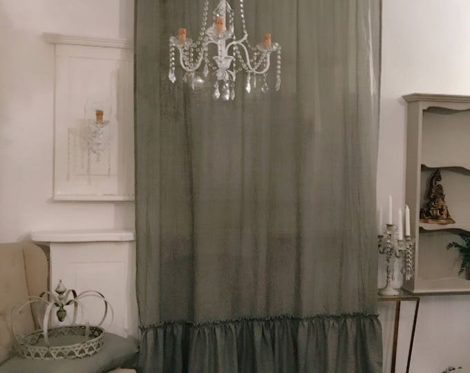 """Tent collection """"Natural chic"""" linen"""