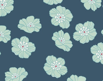 NouvElle - Falling Cloudberry by Pat Bravo for Art Gallery Fabrics, 1/2 yard, NVE-5006