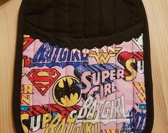 DC Super Hero Girls Potholder