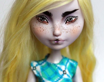 Ever After High OOAK Faybelle custom doll repaint