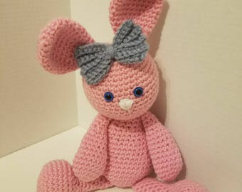 Olivia The bunny (made to order)