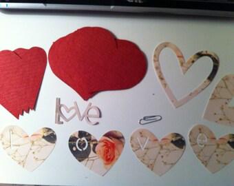 Heart Die Cuts