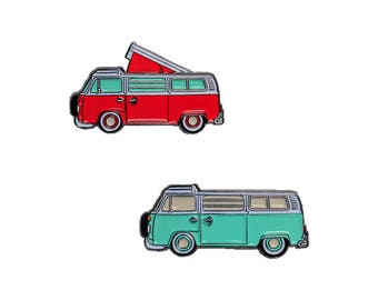 Ever Winding Road x Peabe: Van Pin