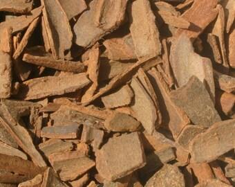 Cinnamon Chips 4 oz. Over 100 Bulk Herbs!