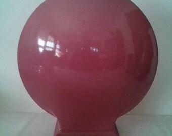 Mid Century Modern Teco Style Vase