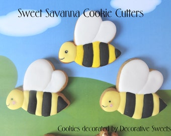 Bumble Bee Cookie Cutter
