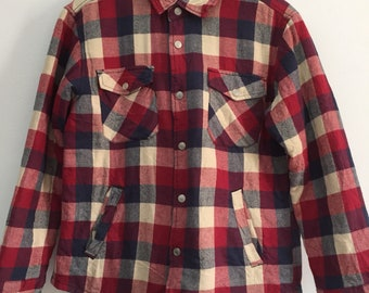 CONVERSE shirt Men/Women Large Vintage style Western shirt Buttondown