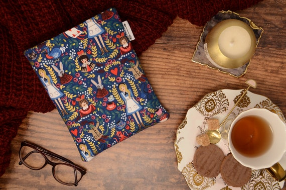 Alice In Wonderland Book Sleeve