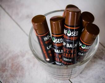 Mocha Flavored Lip Balm