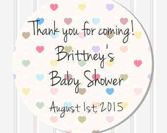 Baby Shower Decor, Personalized Sticker, Favor Stickers, Baby Shower Stickers, Custom Stickers, Baby Shower Favor, Baby Shower Labels, SS24