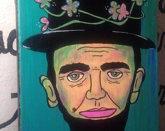 Abe, a loose interpretation
