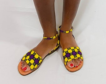 Melia sandals