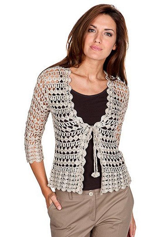 Crochet Cardigan Pattern Summer Cardigan Tutorial Trendy Crochet Cardigan Pattern Cardigan Pdf Pattern Cardigan Charts