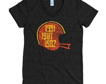 XLarge - Washington DC Glory Years Shirt - Women's
