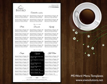 food menu templates printable restaurant menu template wedding menu template food menu template