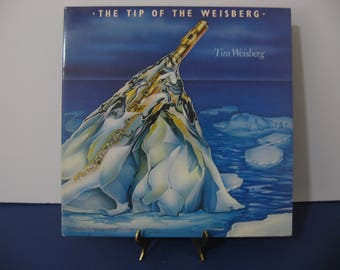 Tim Weisberg - The Tip Of The Weisberg - Circa 1979