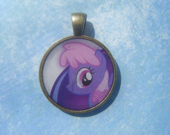 My Little Pony: Rainbow Sunshine Pendant