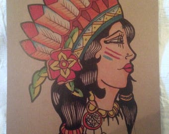 Native Print