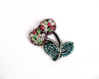 Cutro Beaded Flower Patch,Rhinestone Flower Applique,Colored Flower Patch